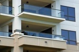 balcony glass railing 4