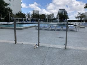 commercial glass pool fencing 19