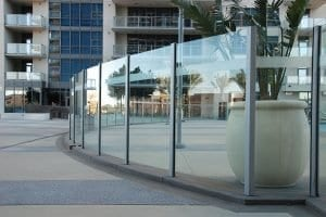 commercial glass railing 9
