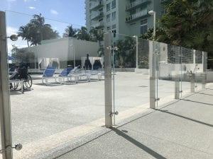 custom glass pool fencing 11