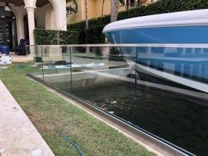 deck glass railing 3