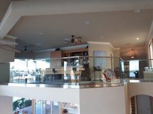 indoor glass railing 2
