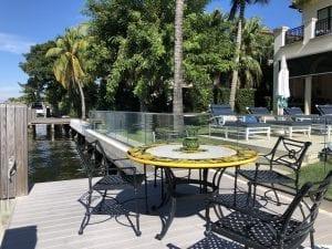 patio glass railings 5