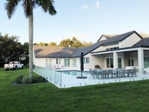 residential glass pool fencing 01