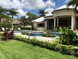seamless glass pool fence 0