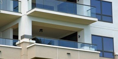 balcony glass railing 4