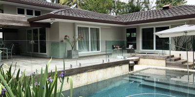 frameless glass pool fence 13
