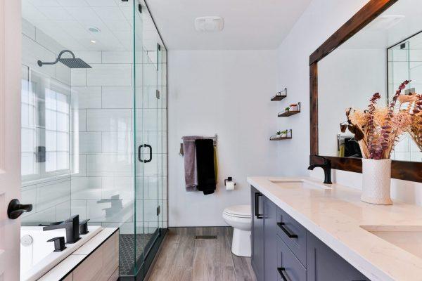 blog - glass shower